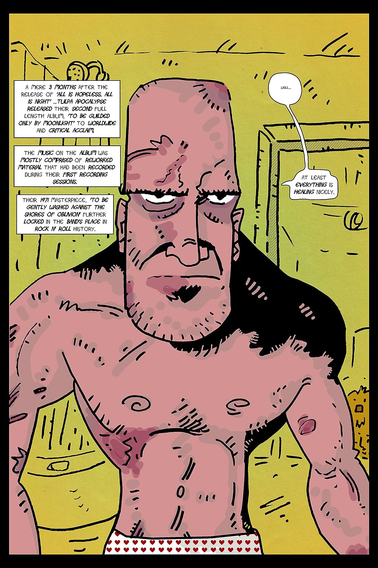 The Disgruntled Avenger #130