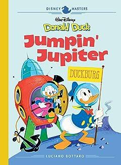 Disney Masters Vol. 16: Donald Duck: Jumpin' Jupiter!