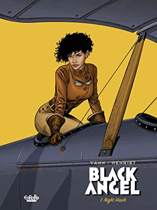 Black Angel Vol. 1: Night Hawk