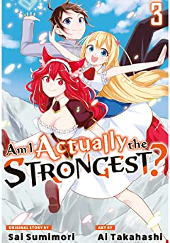 Am I Actually the Strongest? Vol. 3