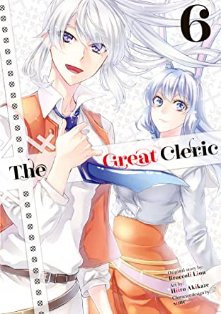 The Great Cleric Vol. 6