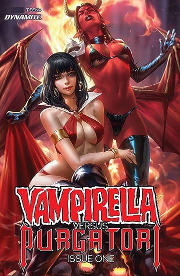 Vampirella VS. Purgatori #1