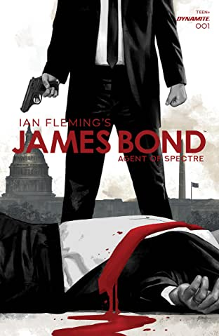 James Bond: Agent of Spectre #1