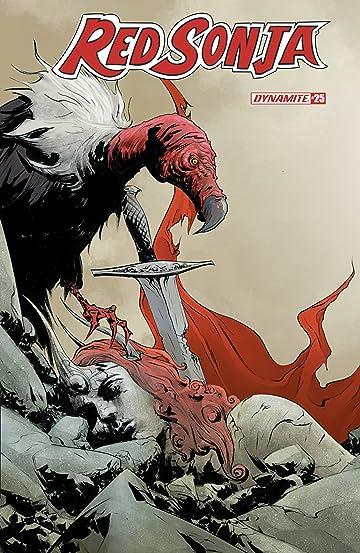 Red Sonja (2019-) #25
