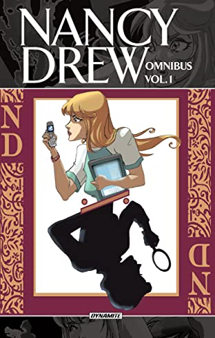 Nancy Drew Omnibus Vol. 1