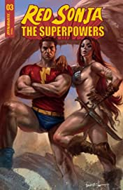 Red Sonja: The Super Powers #3