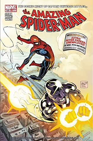 Amazing Spider-Man (1999-2013) #628
