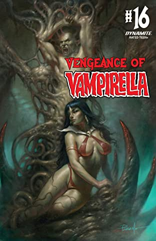 Vengeance of Vampirella #16