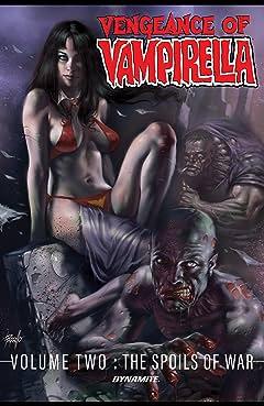 Vengeance of Vampirella Tome 2: The Spoils of War