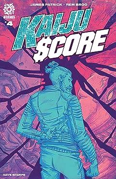 Kaiju Score No.4