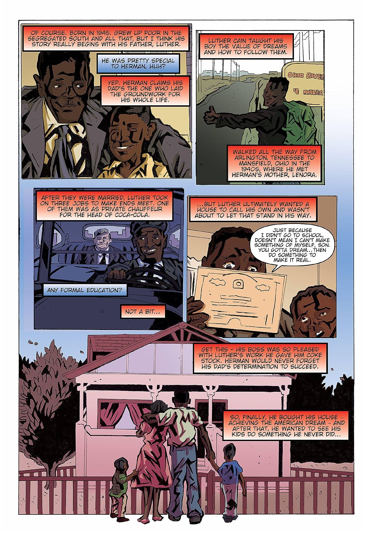 Tribute: Herman Cain