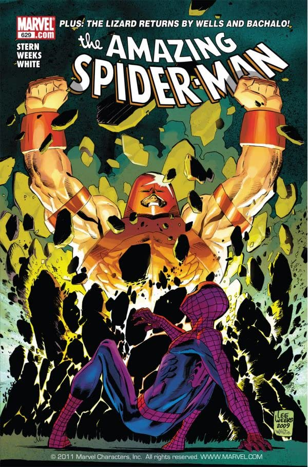 Amazing Spider-Man (1999-2013) #629