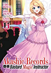 Akashic Records of Bastard Magic Instructor Tome 11