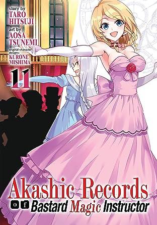 Akashic Records of Bastard Magic Instructor Vol. 11