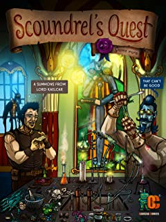 Scoundrel's Quest Tome 3: Gnome more