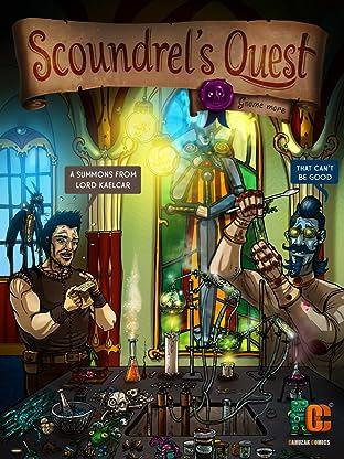Scoundrel's Quest Vol. 3: Gnome more