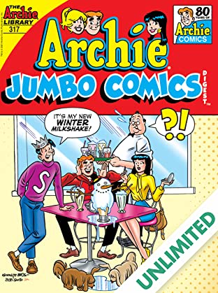Archie Double Digest #317