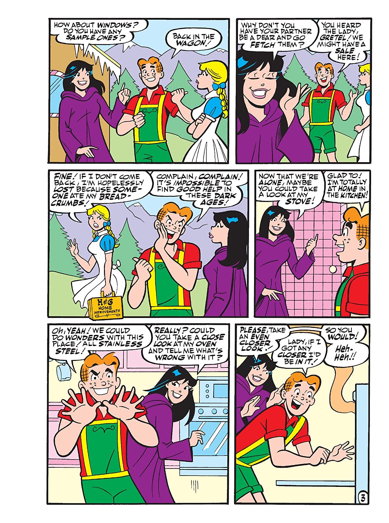 Betty & Veronica Double Digest #291