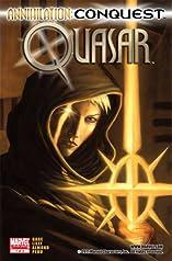 Annihilation: Conquest - Quasar #1