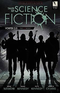 John Carpenter's Tales of Science Fiction: VORTEX 2.0 #8