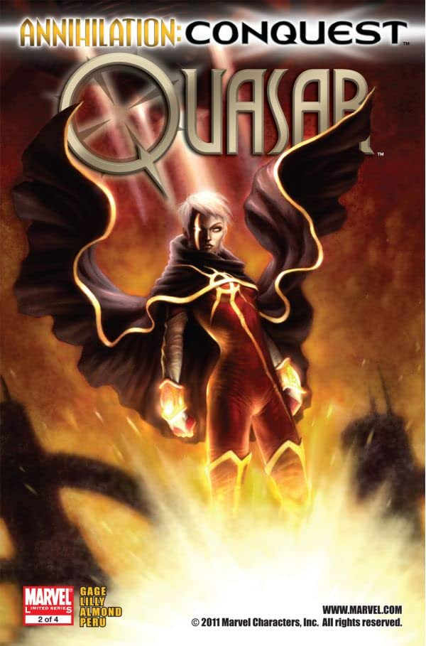 Annihilation: Conquest - Quasar #2 (of 4)