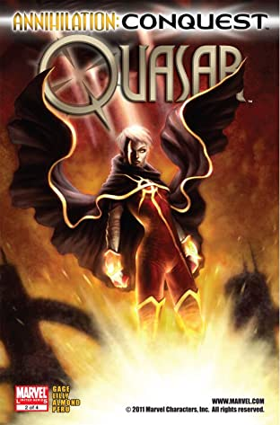 Annihilation: Conquest - Quasar No.2 (sur 4)