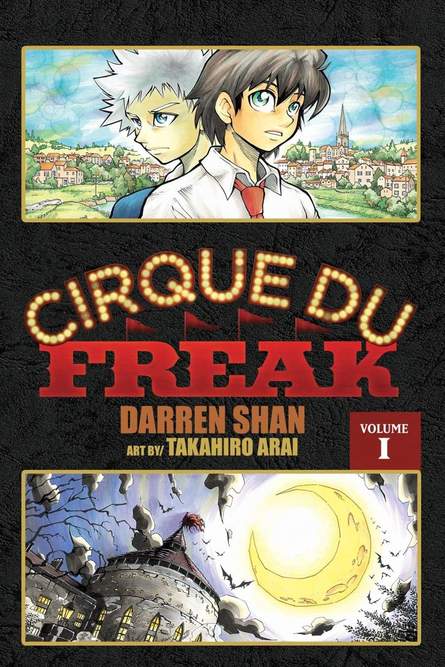 Cirque Du Freak: The Manga Vol. 1