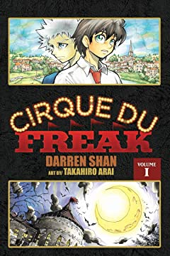 Cirque Du Freak: The Manga Tome 1