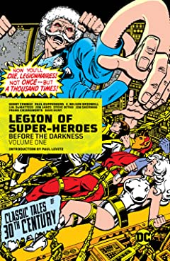 Legion of Super-Heroes (1980-1985) Tome 1: Before the Darkness