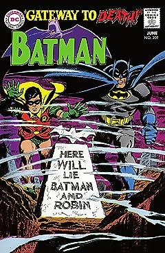 Batman (1940-2011) No.202
