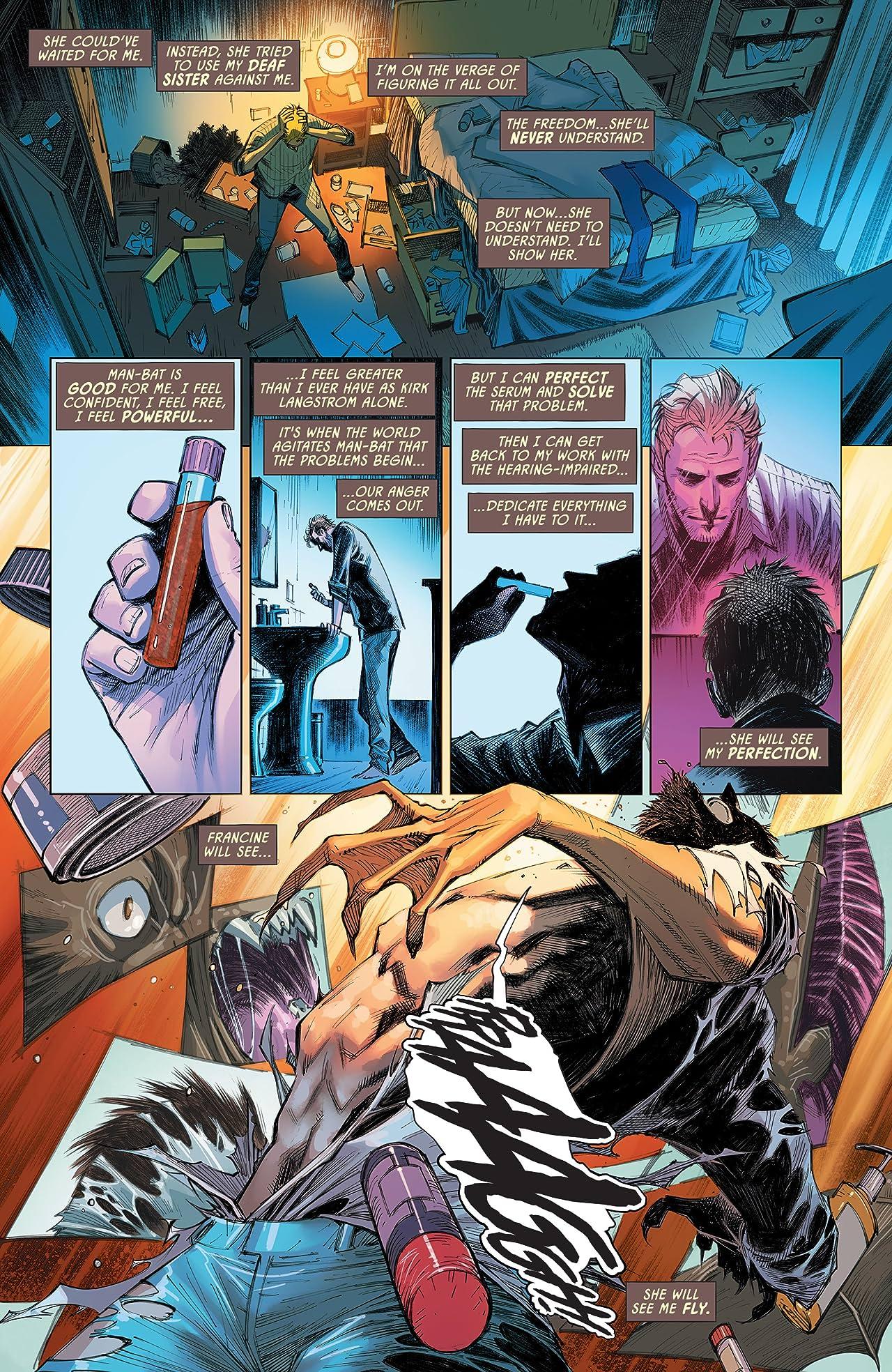 Man-Bat (2021) #1