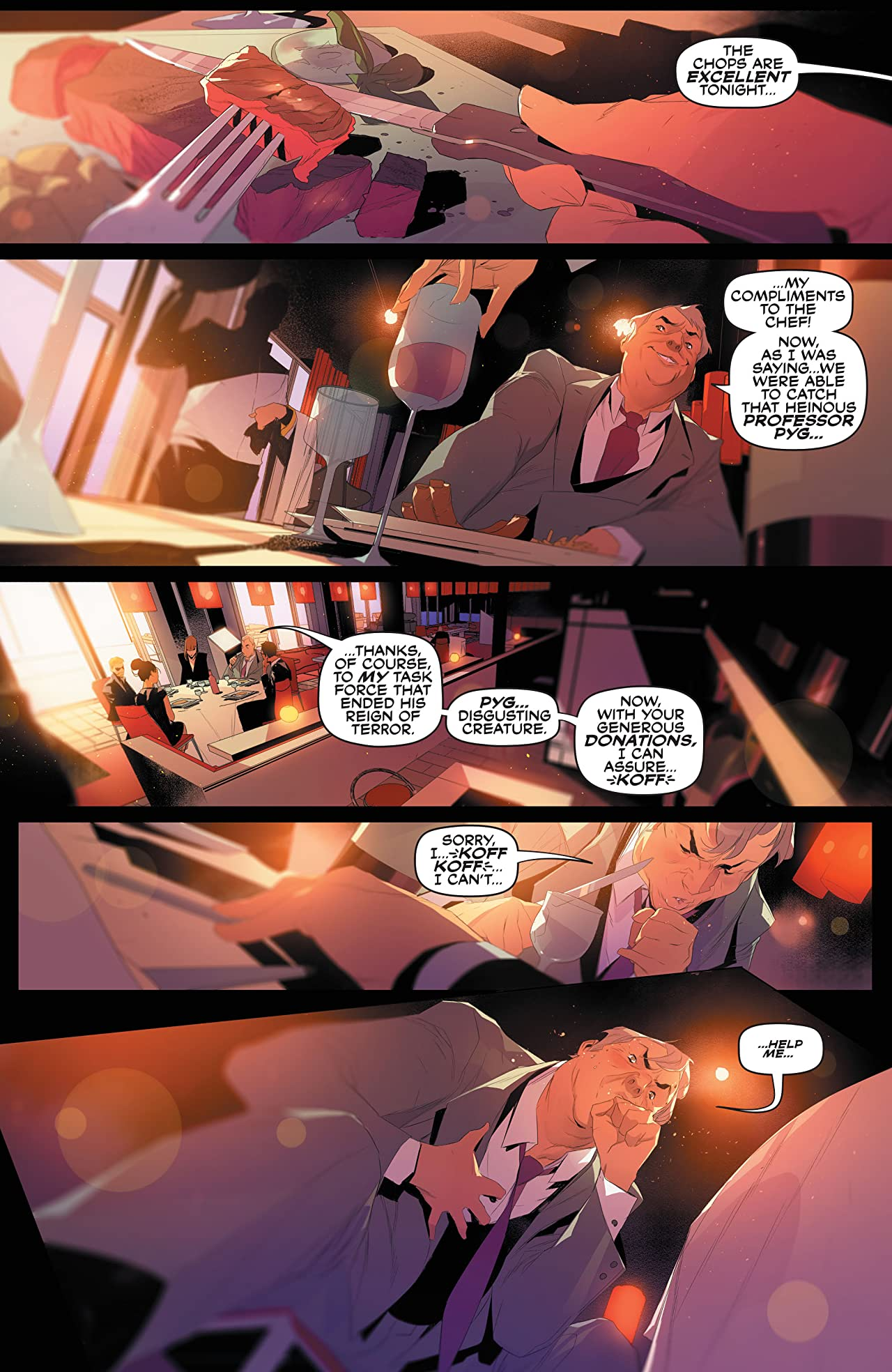 Future State (2021-) #2: Harley Quinn