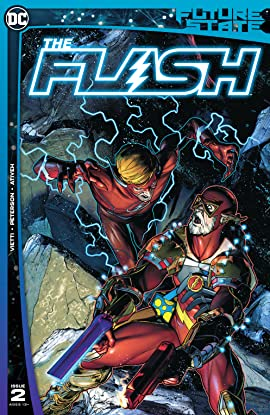 Future State (2021-) #2: The Flash