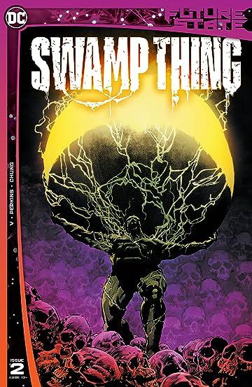 Future State (2021-) No.2: Swamp Thing