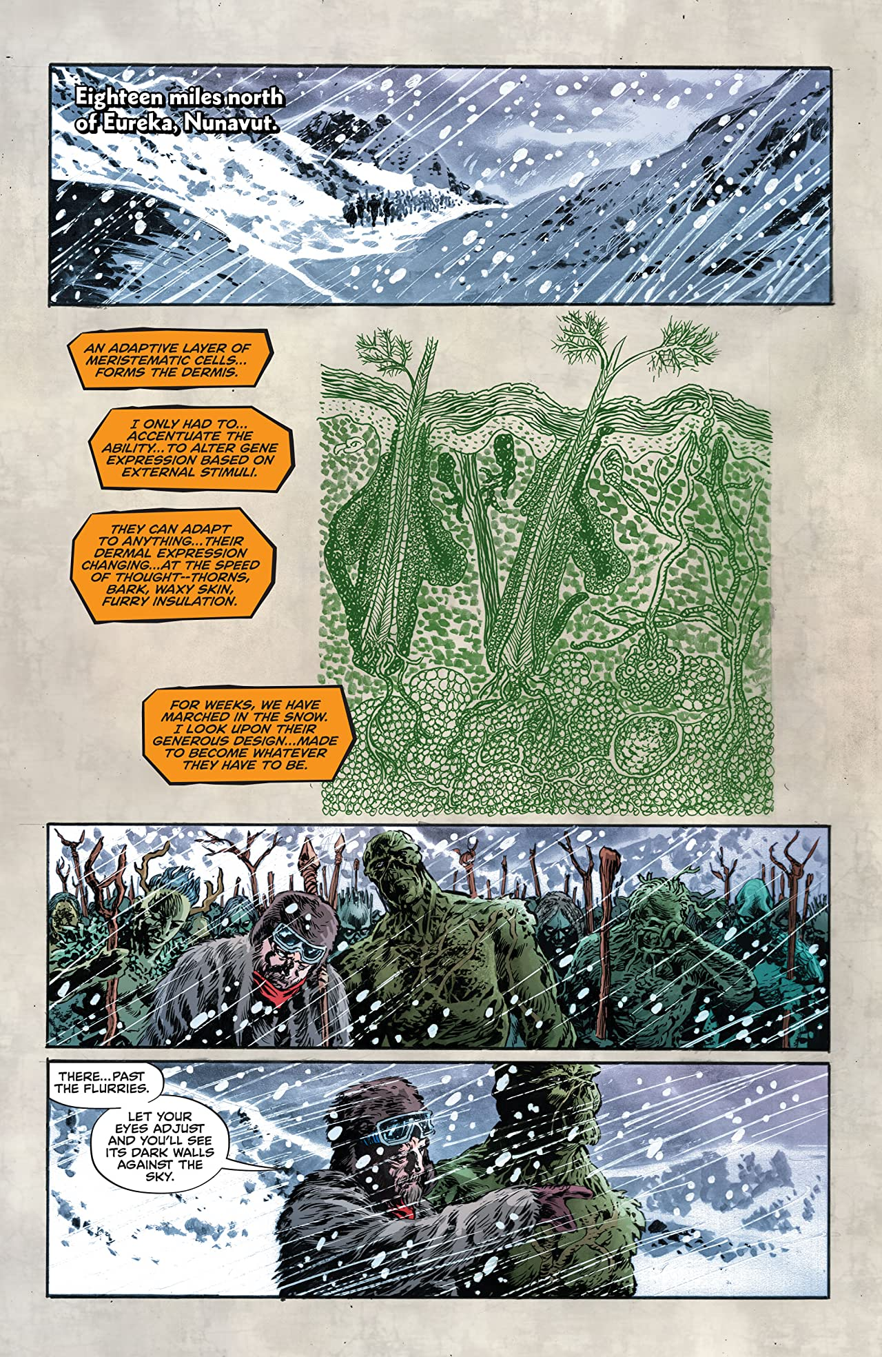Future State (2021-) #2: Swamp Thing