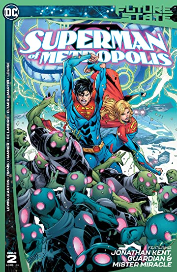 Future State (2021-) #2: Superman of Metropolis