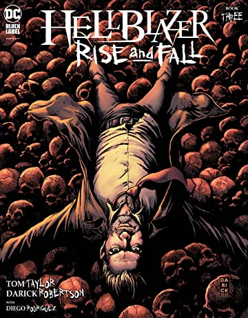 Hellblazer: Rise and Fall (2020-2021) #3