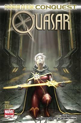 Annihilation: Conquest - Quasar No.3 (sur 4)