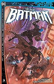 Future State (2021-)  #3: The Next Batman