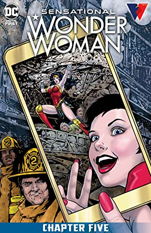 Sensational Wonder Woman (2021-) #5