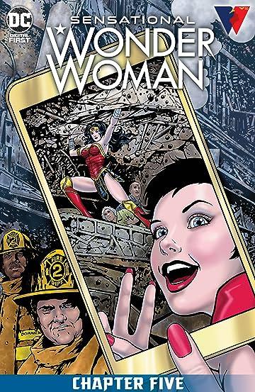 Sensational Wonder Woman (2021-) #5