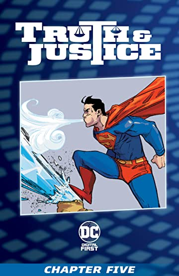 Truth & Justice (2021-) #5