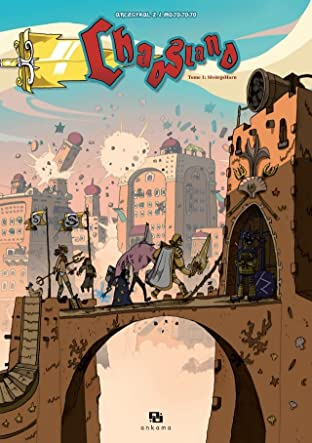 Chaosland Vol. 1
