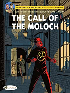 Blake & Mortimer Tome 27: The Call of the Moloch