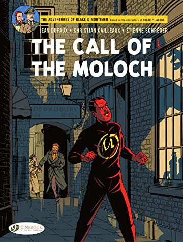 Blake & Mortimer Vol. 27: The Call of the Moloch