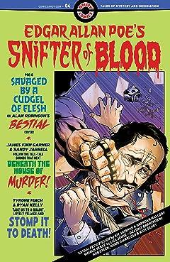 Edgar Allan Poe's Snifter of Blood No.4