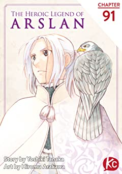 The Heroic Legend of Arslan No.91
