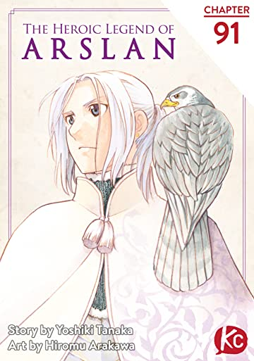 The Heroic Legend of Arslan #91