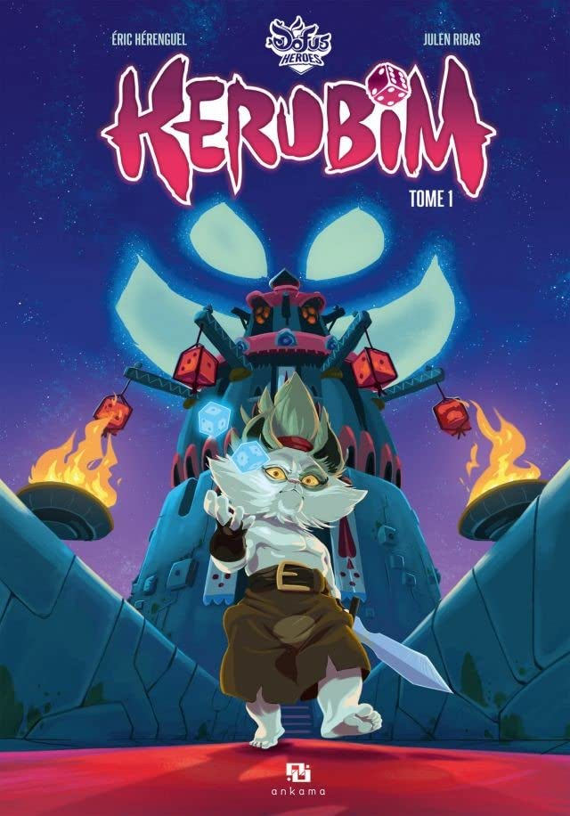 Kerubim Vol. 1