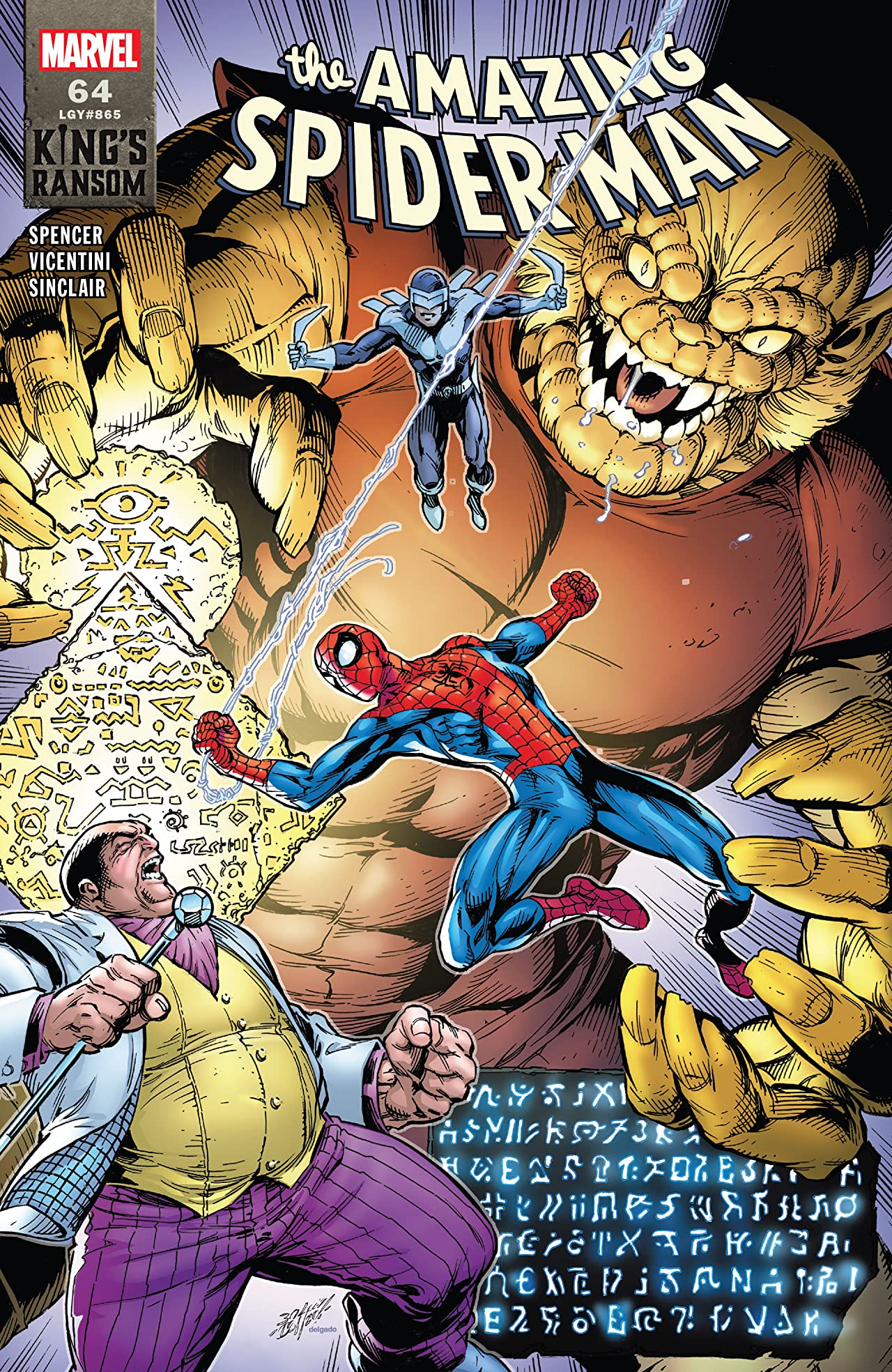 Amazing Spider-Man (2018-) #64